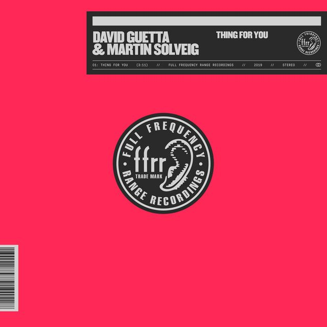 Photo of David Guetta Ft. Martin Solveig – Thing For You